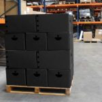Rapitainer stacking pallet boxes